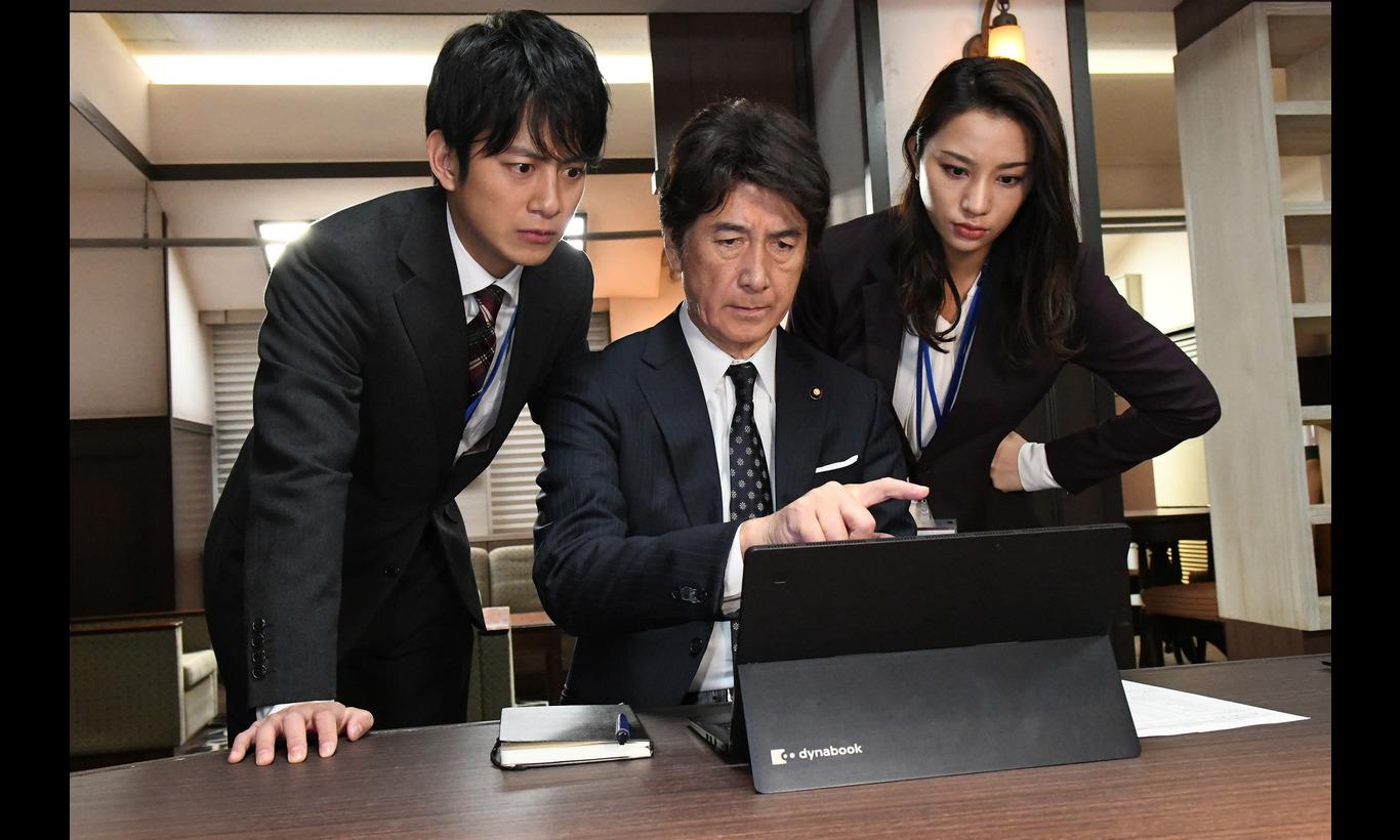 連続ドラマW オペレーションZ ~日本破滅、待ったなし~