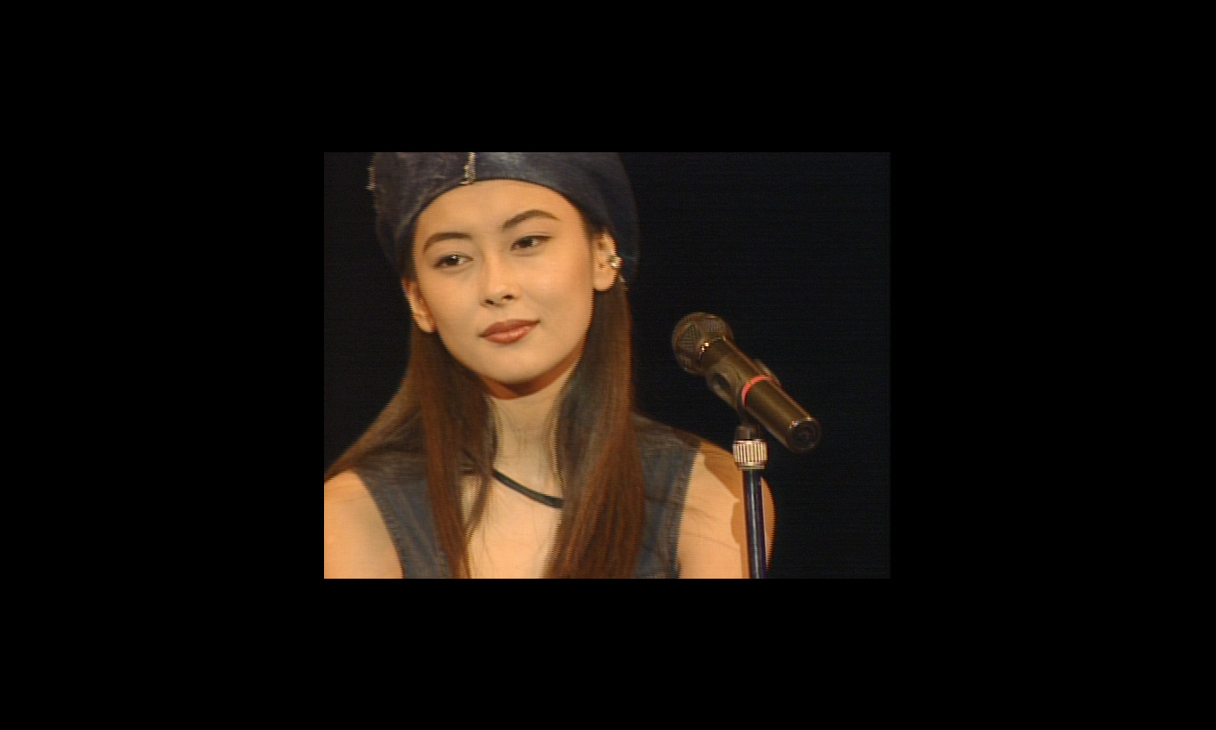 中山美穂「MIHO NAKAYAMA CONCERT TOUR '93 On My Mind HEAD VERSION」