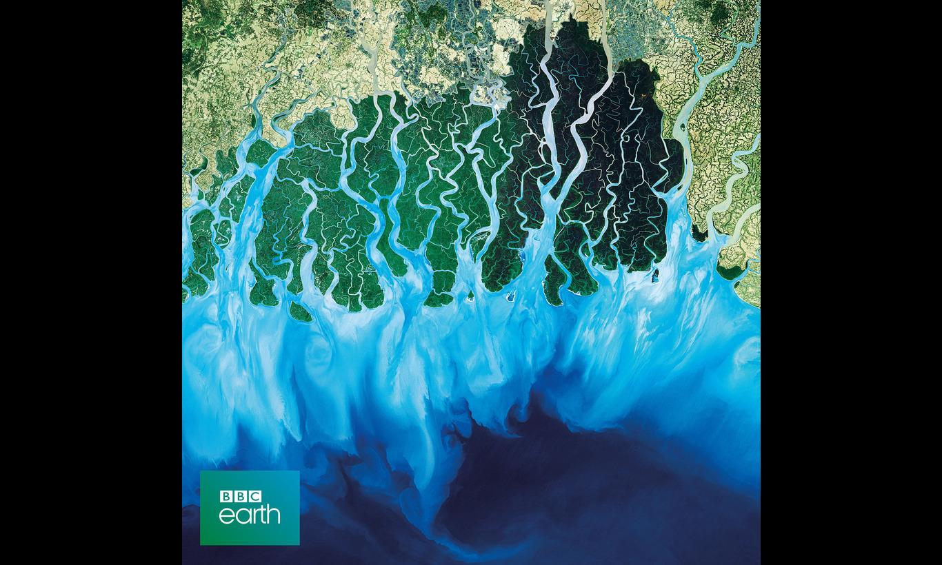 BBC Earth 2020 宇宙からみた地球