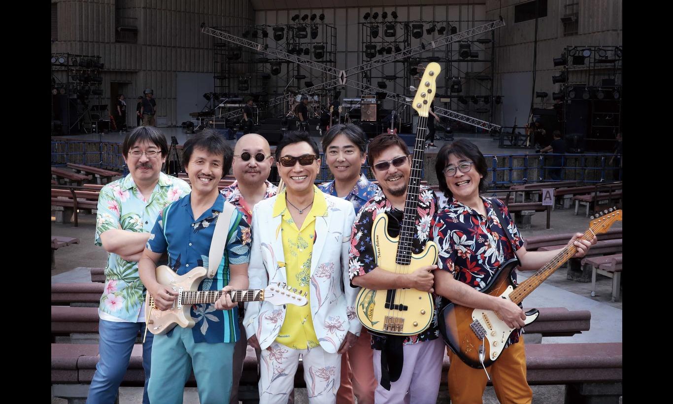 """生中継!杉山清貴&オメガトライブ The open air live """"High & High"""" 2020-2021"""