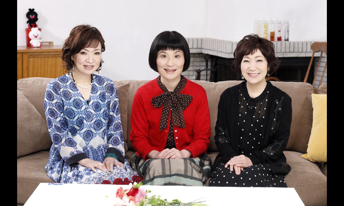 おしゃべりアラモード ~森山良子と清水ミチコとプラスワン~ シーズン3