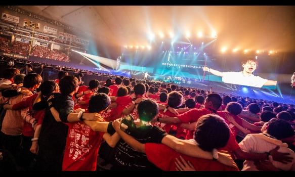 UVERworld 男祭り FINAL/ライブダイジェスト映像