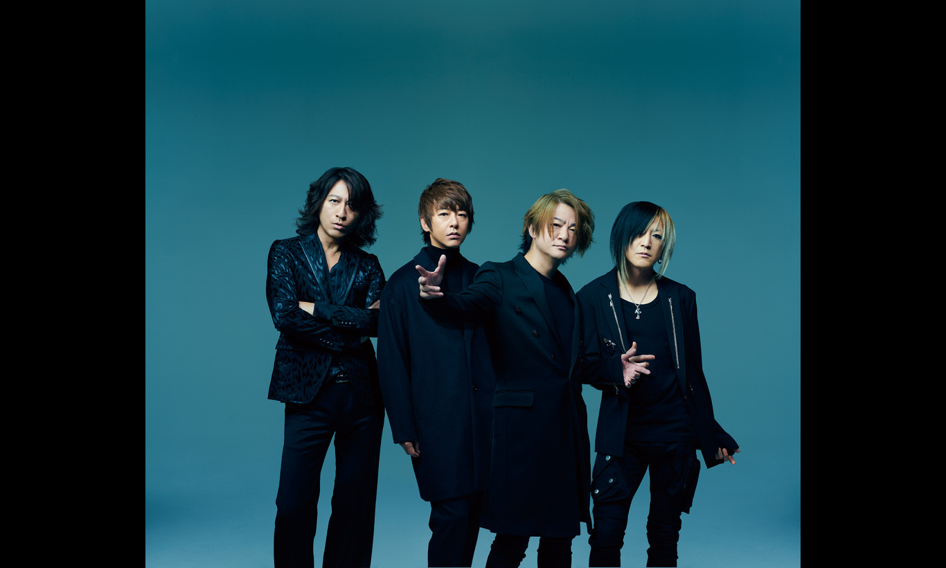 GLAY Special Live 2020 DEMOCRACY 25th INTO THE WILD Presented by WOWOW