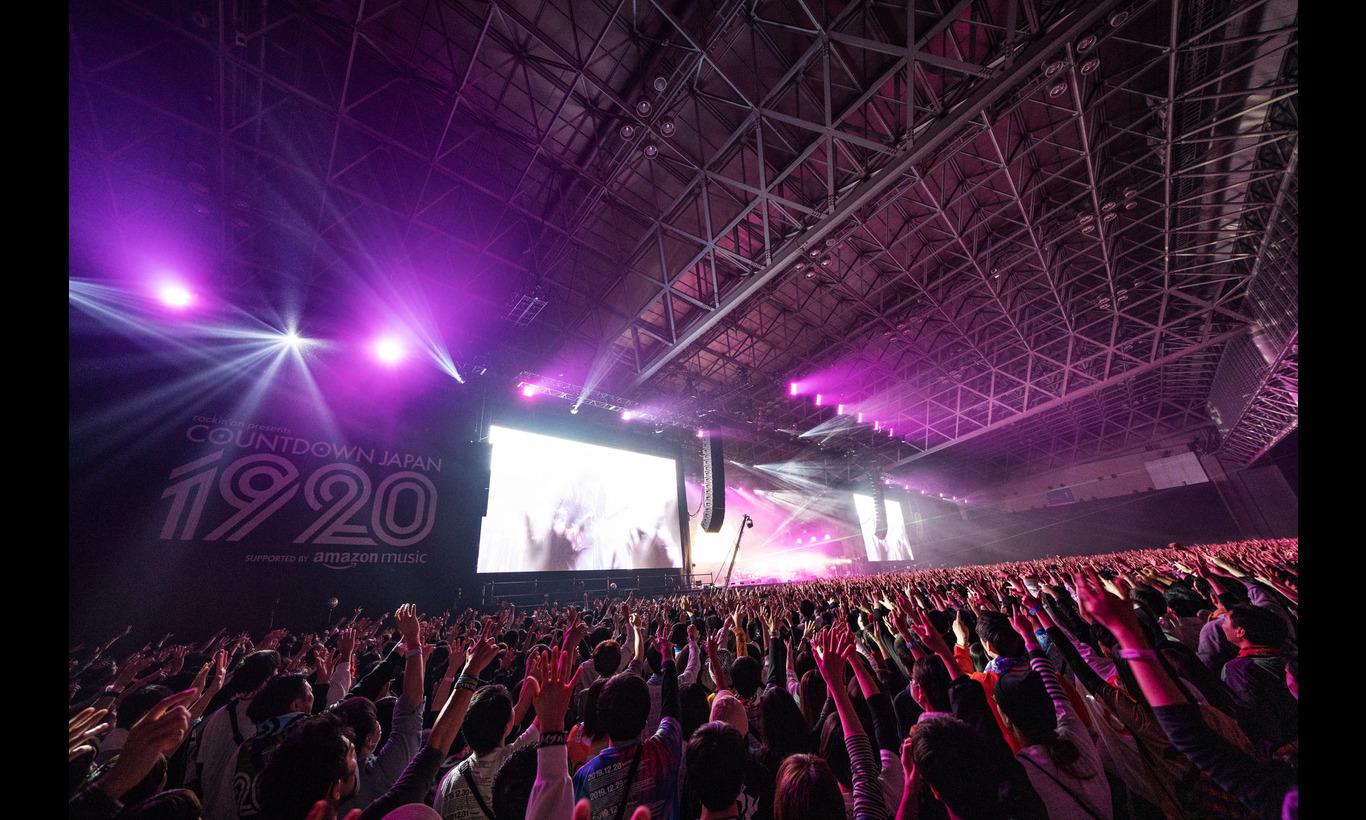COUNTDOWN JAPAN 19/20 アーティスト特集