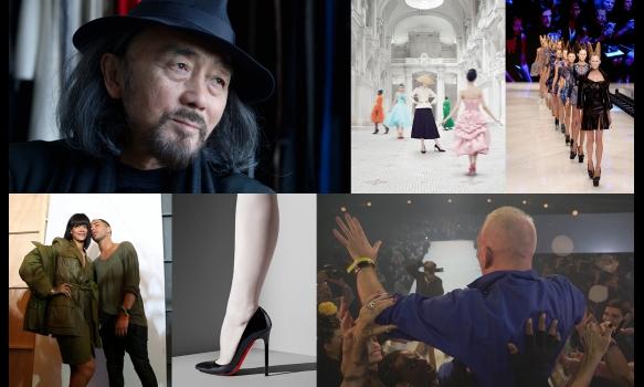WOWOWドキュメンタリー特集~煌めくファッションの世界へ