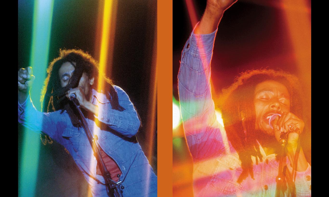 ボブ・マーリー ライブ・アット・ザ・レインボー 1977