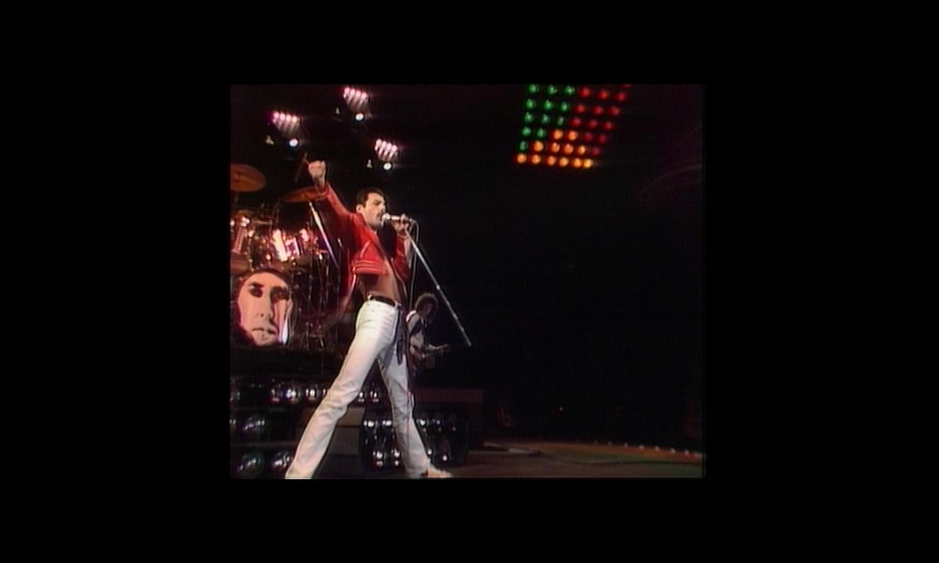クイーン ライブ・イン・ミルトン・キーンズ 1982