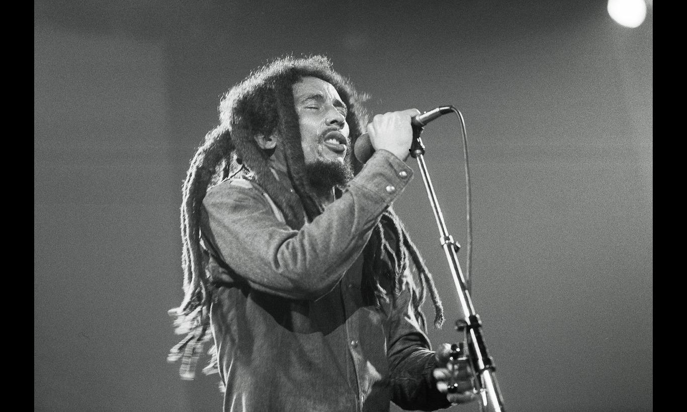 ボブ・マーリー アップライジング ライブ! 1980