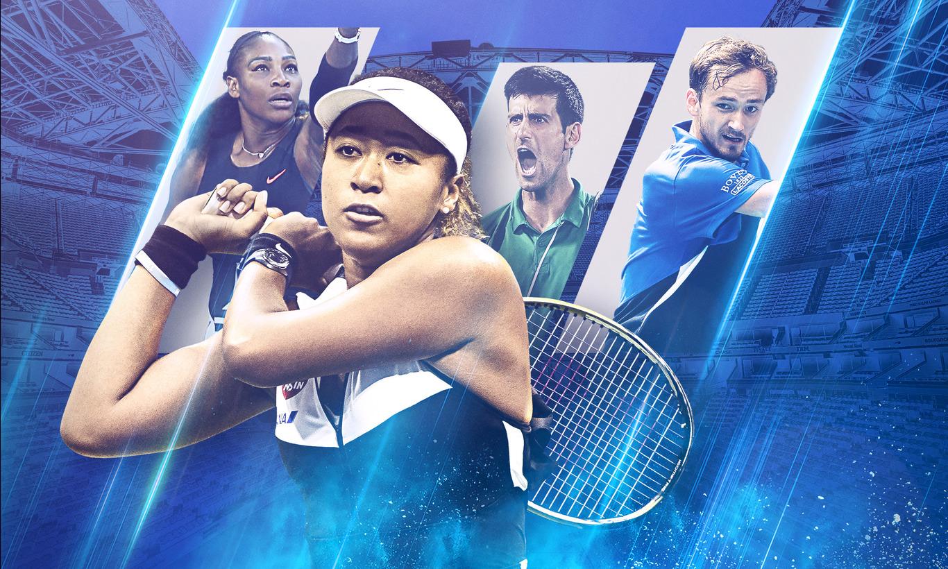 全米オープンテニス2020