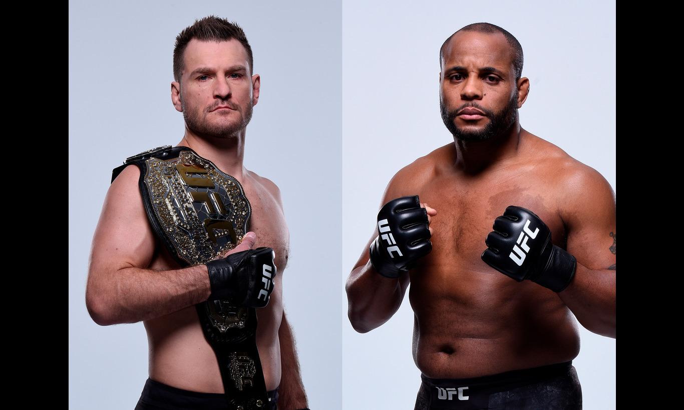 UFC-究極格闘技- UFC252 in ラスベガス
