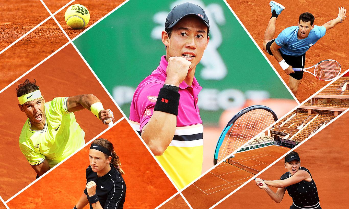 全仏オープンテニス2020