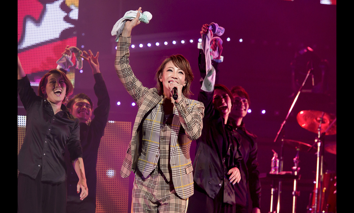 柚希礼音ソロコンサート「REON JACK 3」