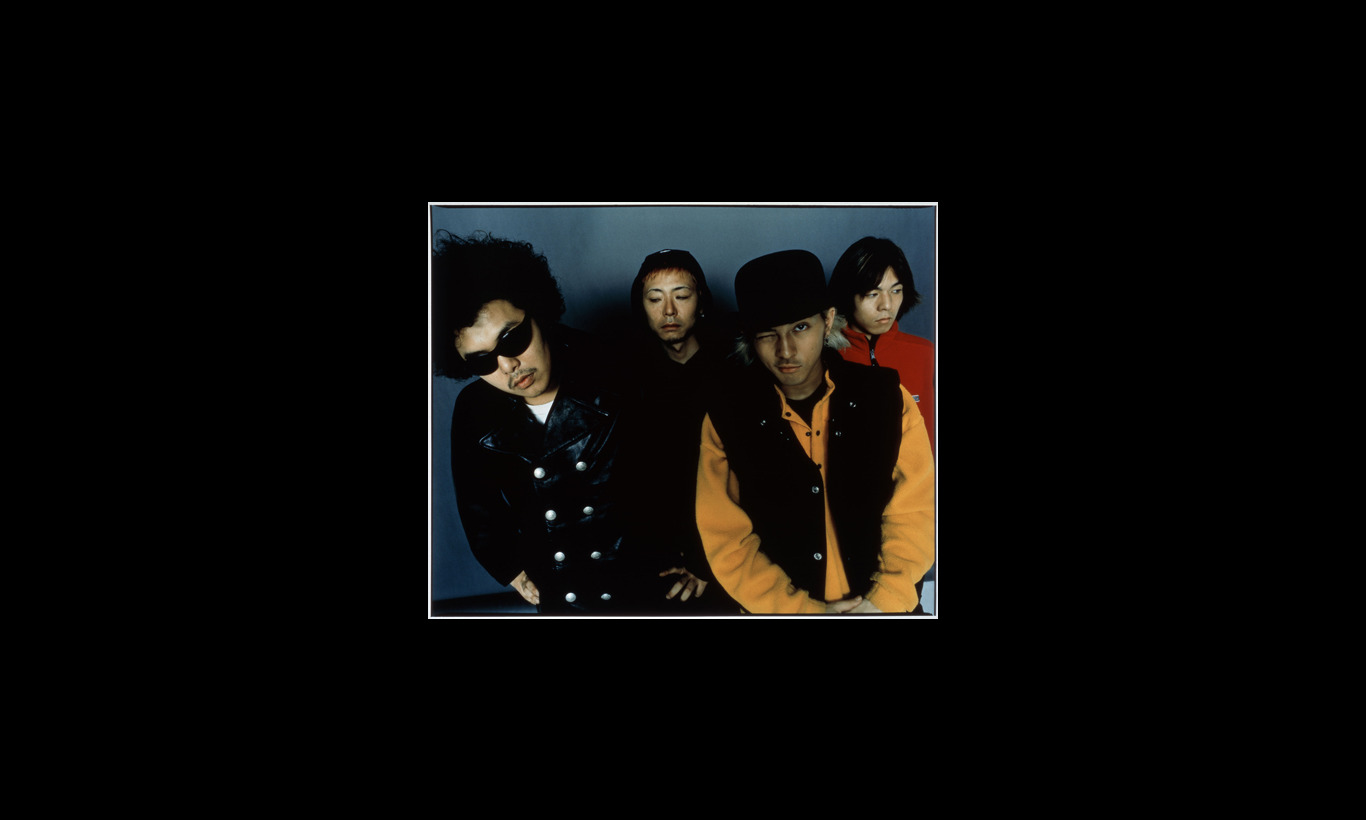 Dragon Ash Live![Let yourself go]1999
