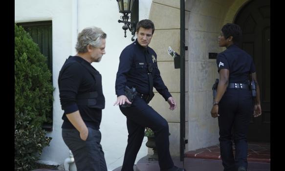 ザ・ルーキー 40歳の新米ポリス!? #7 ハリウッドは危険がお好き 予告