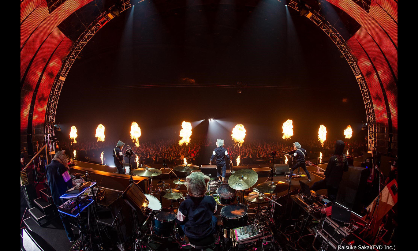 MAN WITH A MISSION presents