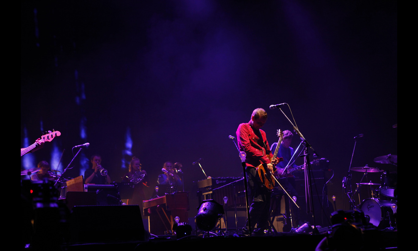 SIGUR ROS LIVE at サマソニ 2012