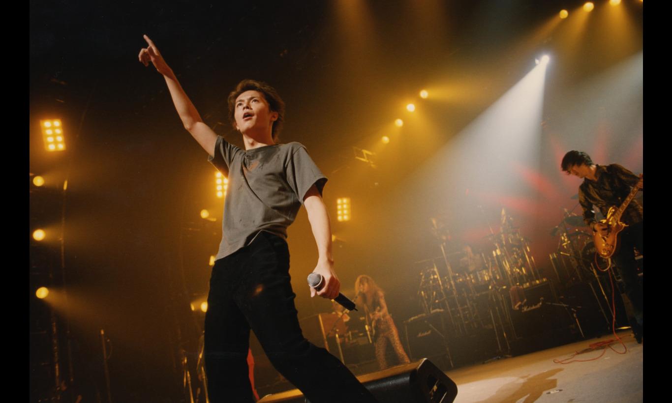 福山雅治 90's Live Selection Vol.1