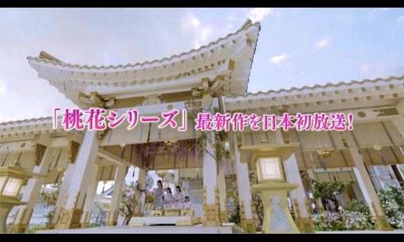 夢幻の桃花~三生三世枕上書(ちんじょうしょ)~/プロモーション映像(15秒)