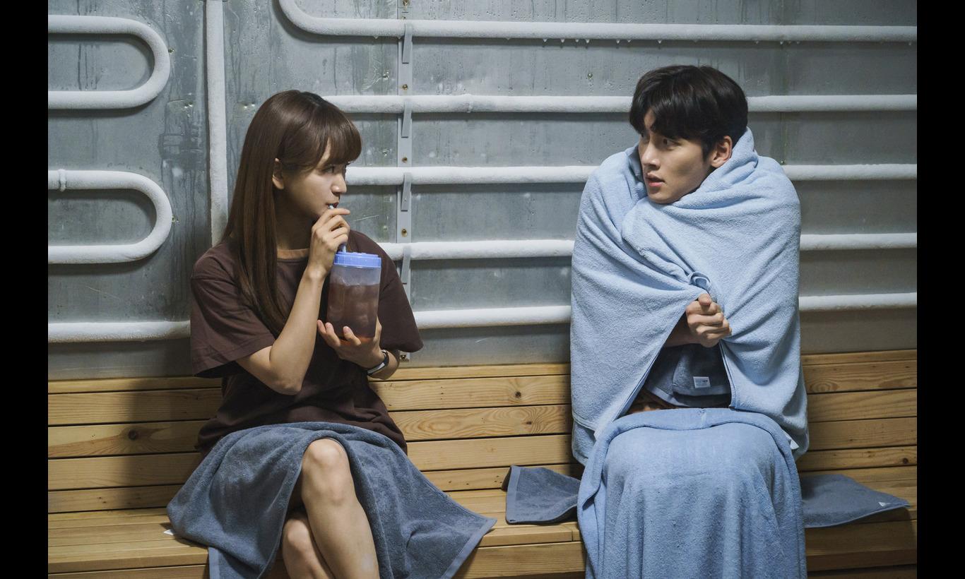 チ・チャンウク主演「僕を溶かしてくれ」