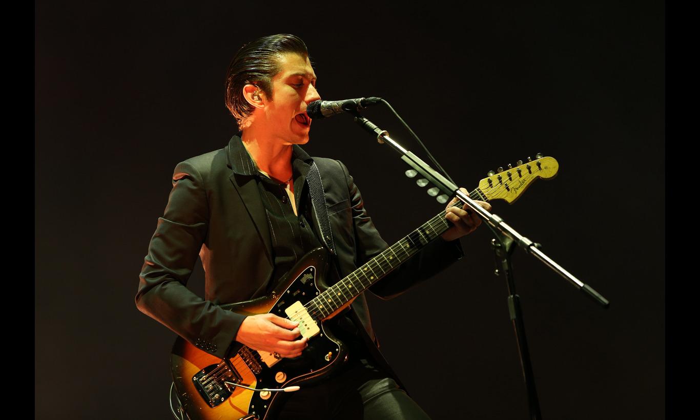 ARCTIC MONKEYS LIVE at サマソニ 2014