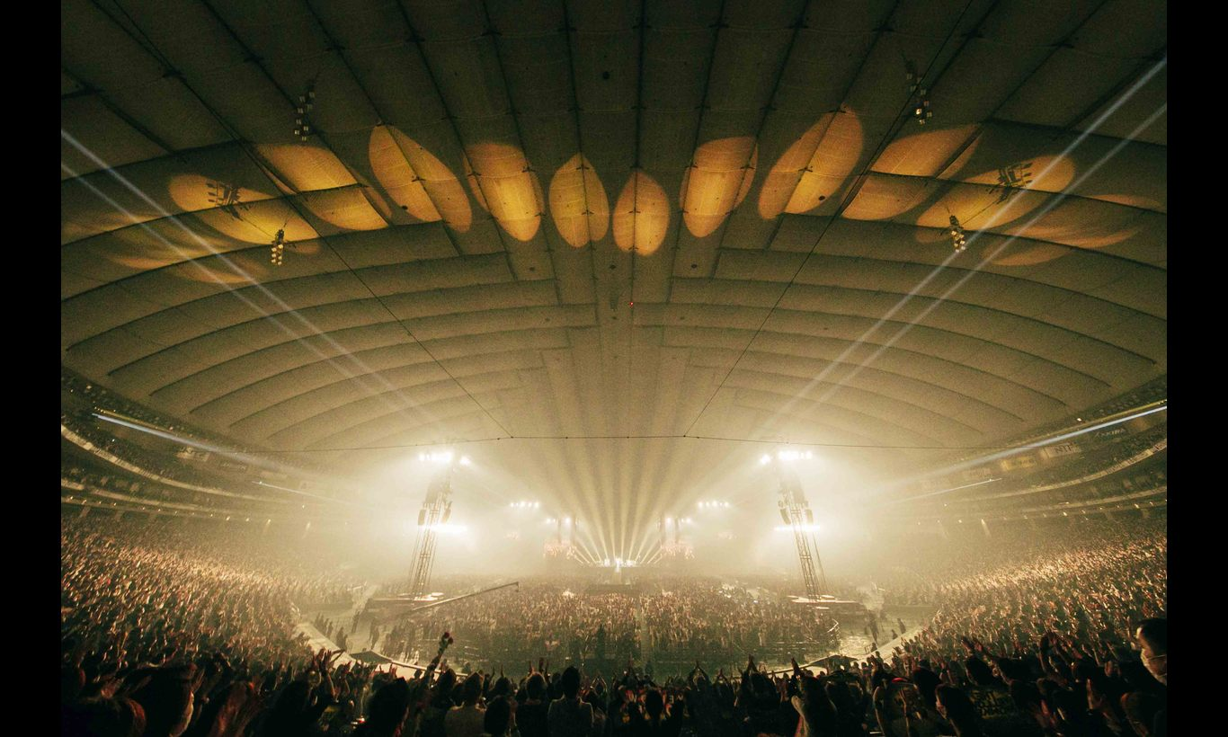 THE YELLOW MONKEY 30th Anniversary LIVE -DOME SPECIAL-