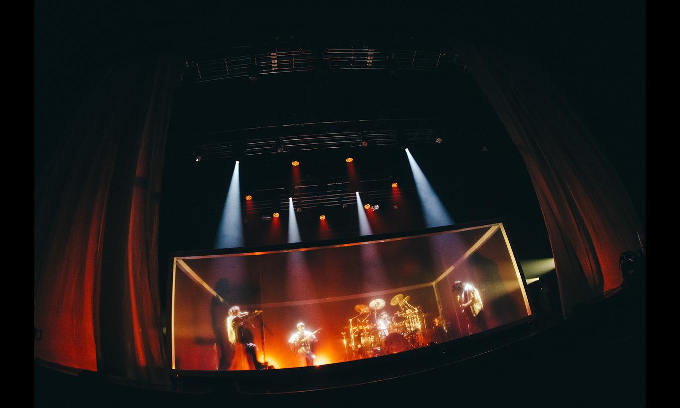 THE ORAL CIGARETTES SPECIAL LIVE 「ORALIUM」at KT Zepp Yokohama