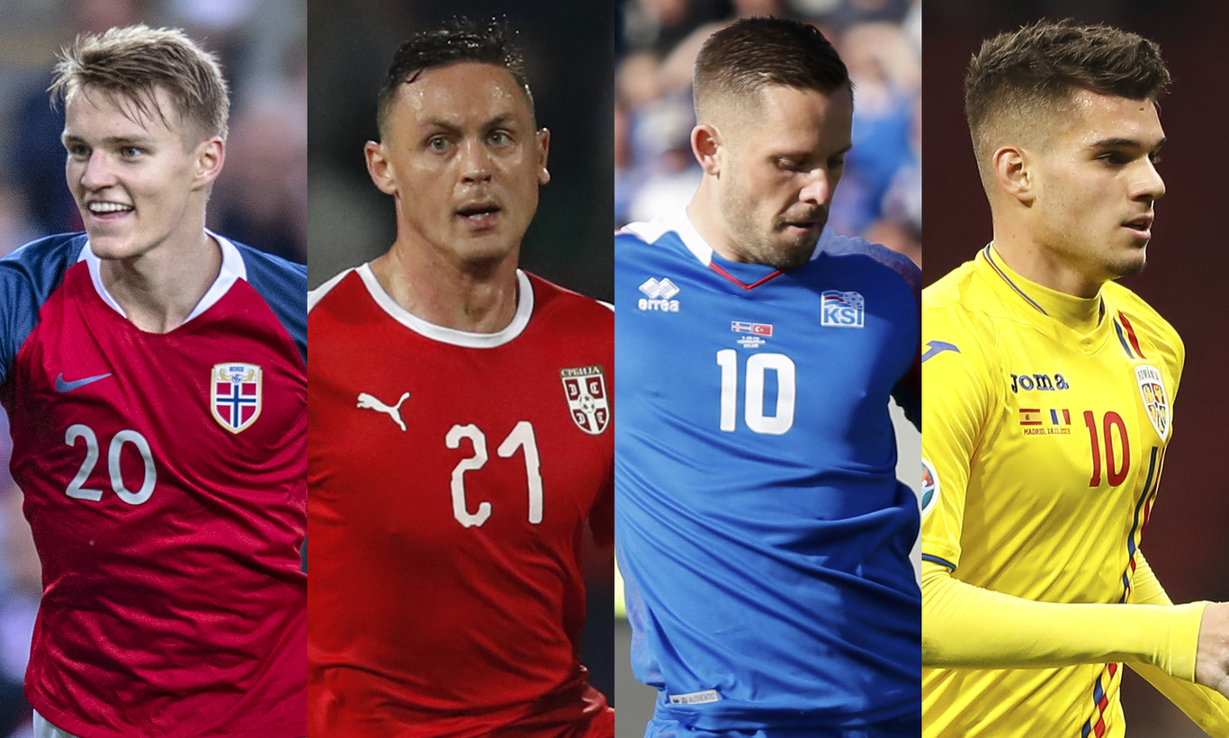 UEFA EURO 2020TM サッカー欧州選手権 最終予選