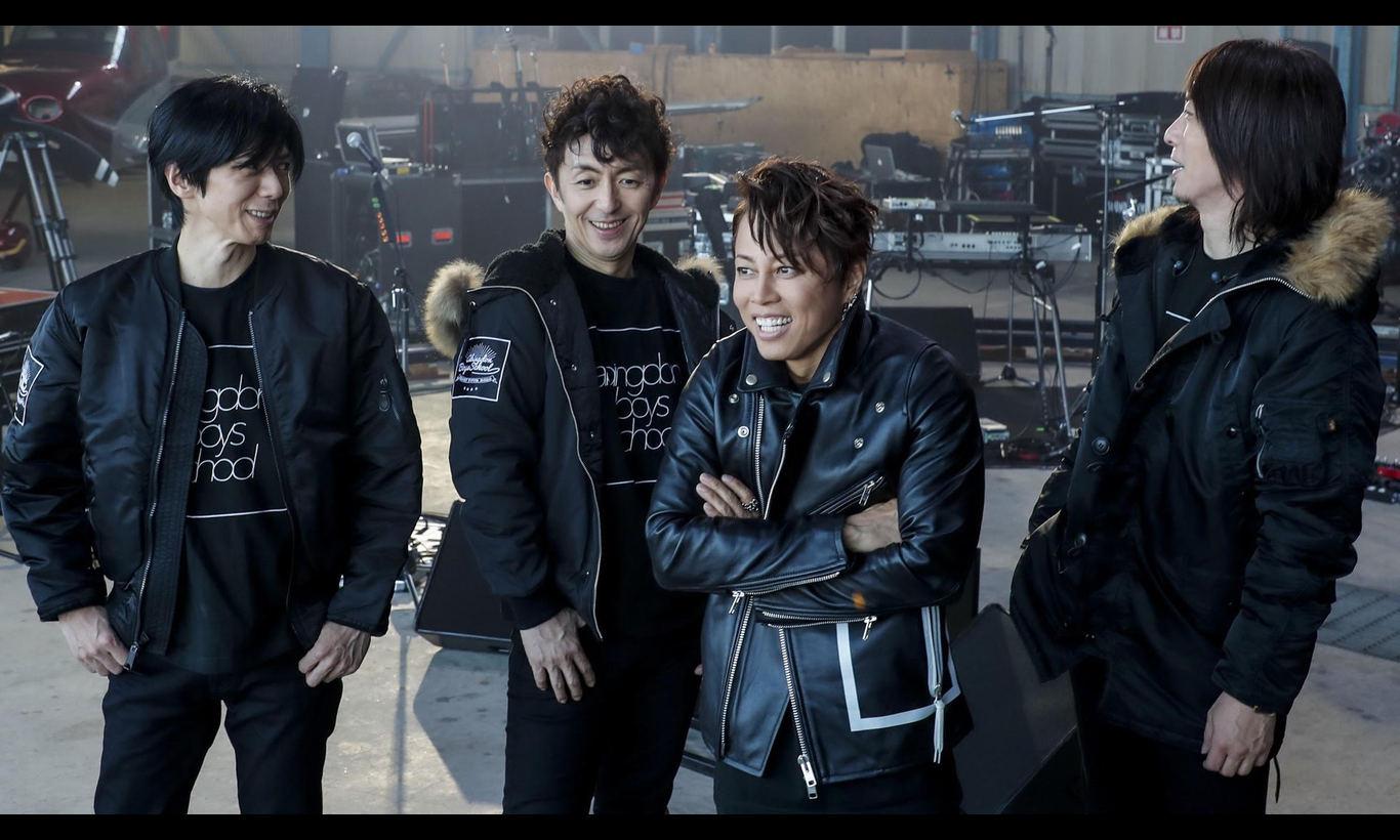 abingdon boys school JAPAN TOUR 2020 presented by WOWOW