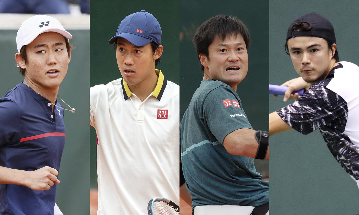 WOWOWテニスフェスティバル2020