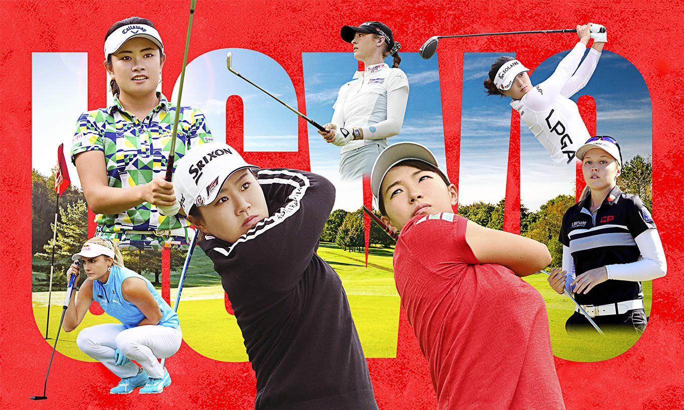LPGA女子ゴルフツアー2020