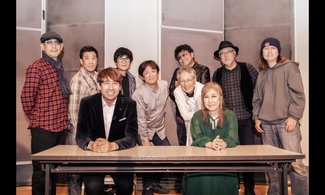"""高橋真梨子 STUDIO LIVE 2020""""THE FIRST"""""""