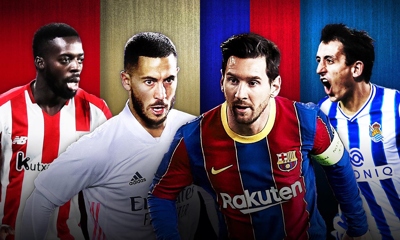 スペインサッカー スーペルコパ 2021