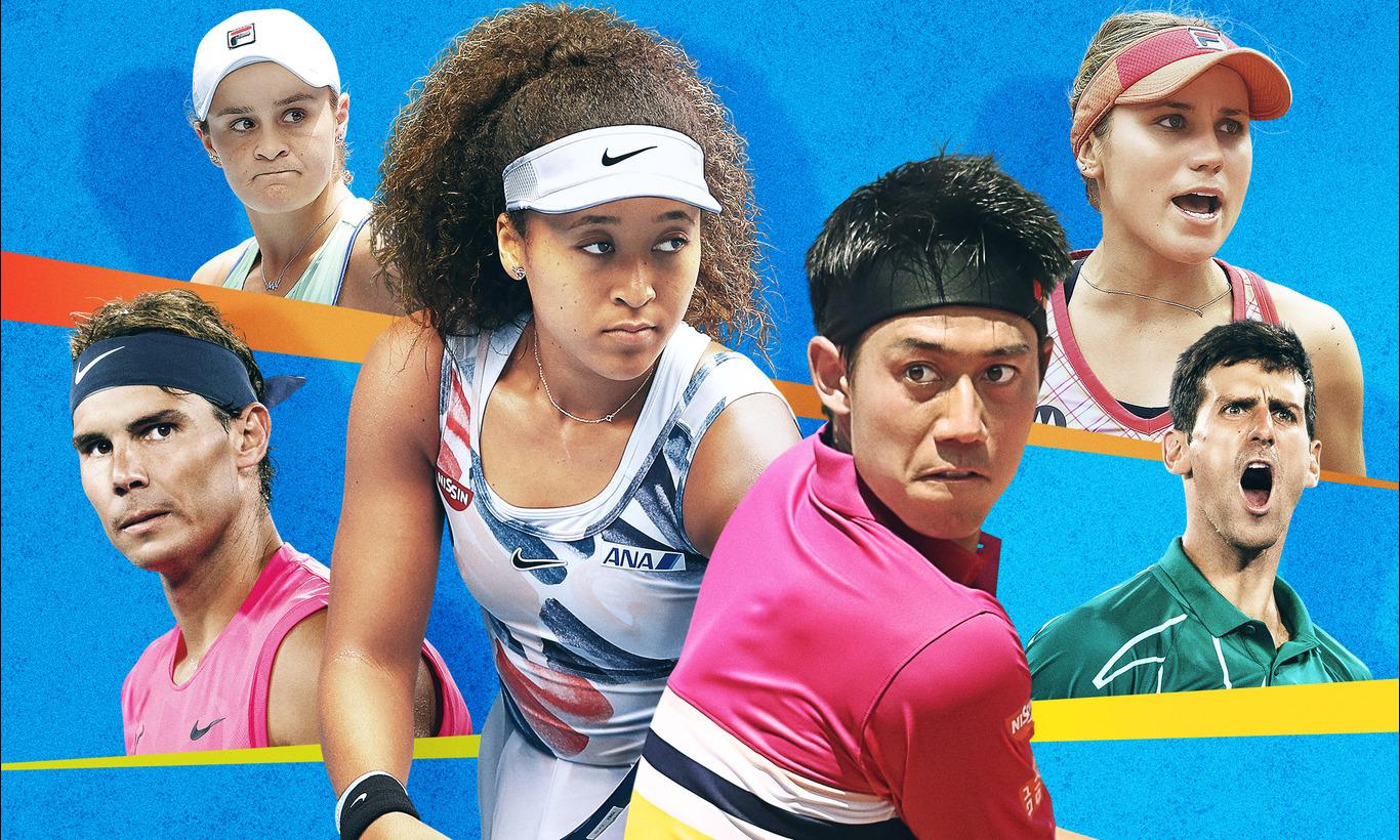 全豪オープンテニス2021