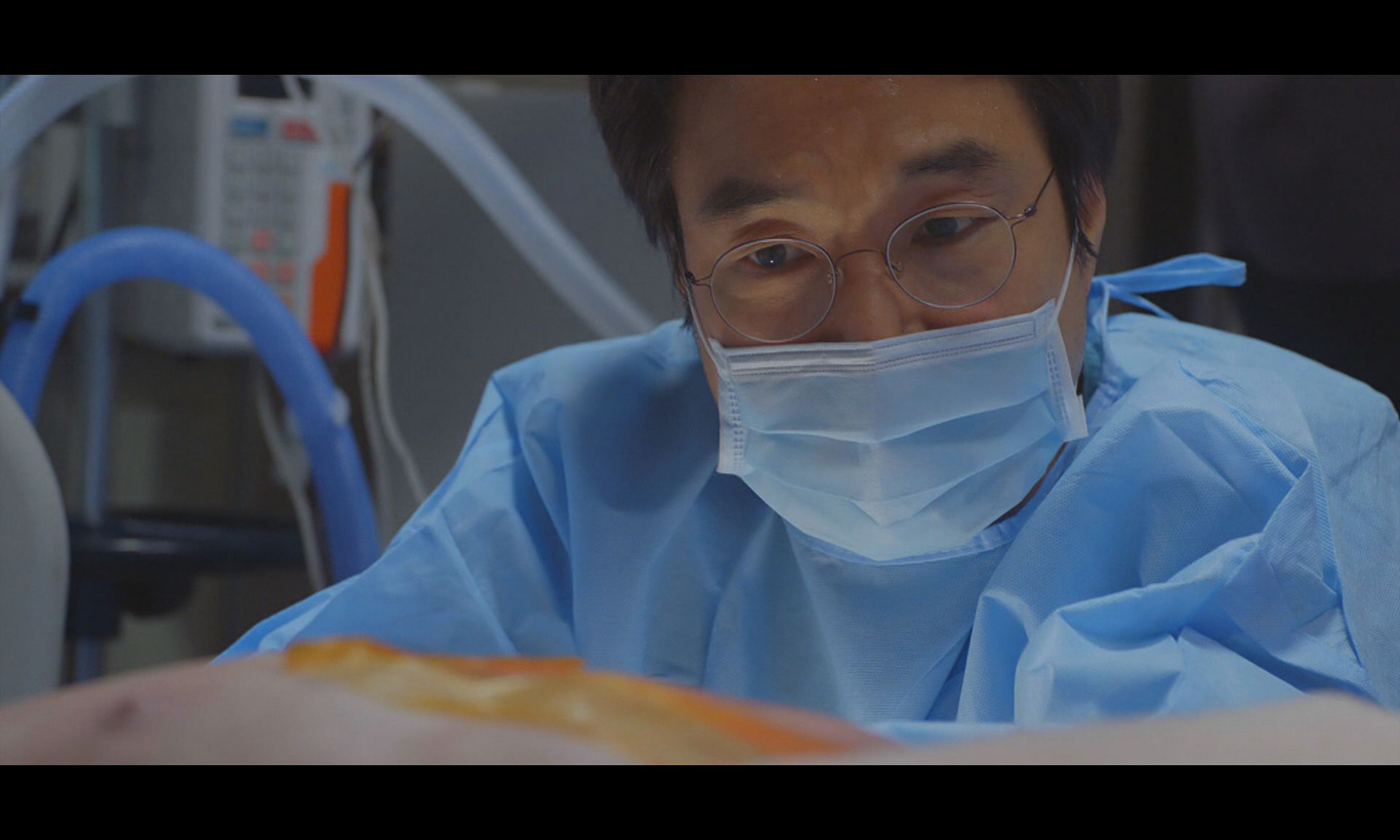 ハン・ソッキュ×アン・ヒョソプ「浪漫ドクター キム・サブ2」