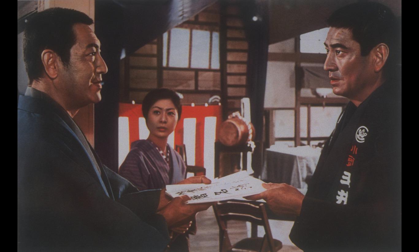 日本侠客伝 昇り龍