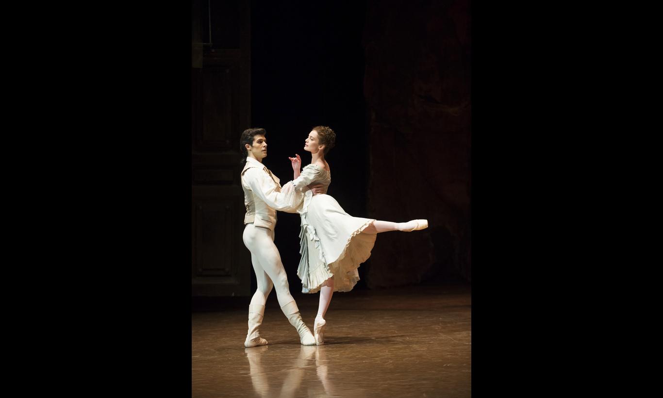 パリ・オペラ座バレエ団「マノン」オレリー・デュポン引退作品・振付マクミラン
