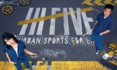 HI-FIVE~URBAN SPORTS for LIFE~