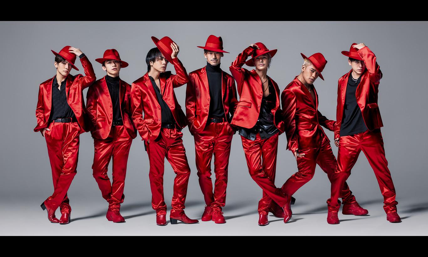 三代目 J SOUL BROTHERS「LIVE×ONLINE INFINITY 三代目 J SOUL BROTHERS