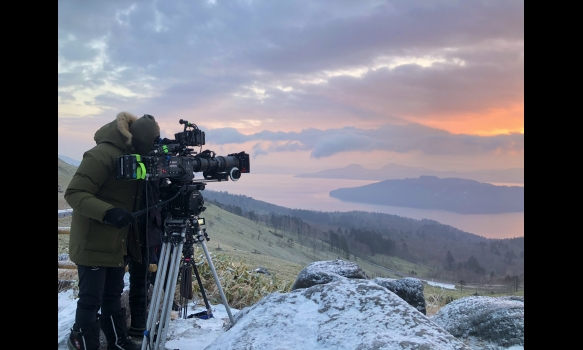4K HEALING 41°-45°north latitude 日本アカデミー賞受賞のカメラマンが世界最高峰のカメラALEXA65で挑む(3分版)