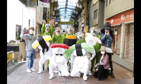 WOWOW×MAN WITH A MISSION「WOWGOW MV PROJECT」 映像作家 上田大樹×振付稼業air:man編