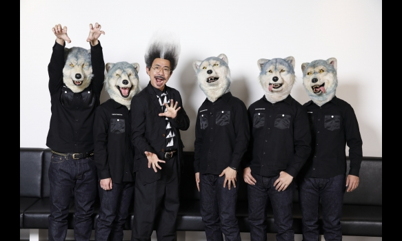 WOWOW×MAN WITH A MISSION「WOWGOW MV PROJECT」 木梨憲武編