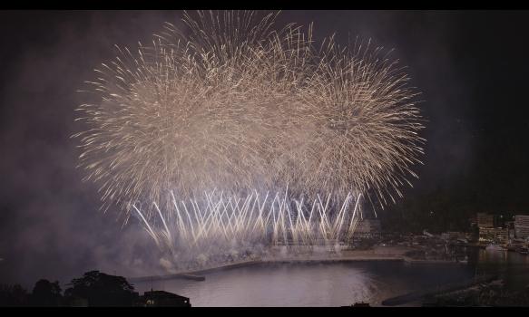 熱海海上花火大会2020~3Dオーディオ HPL版~