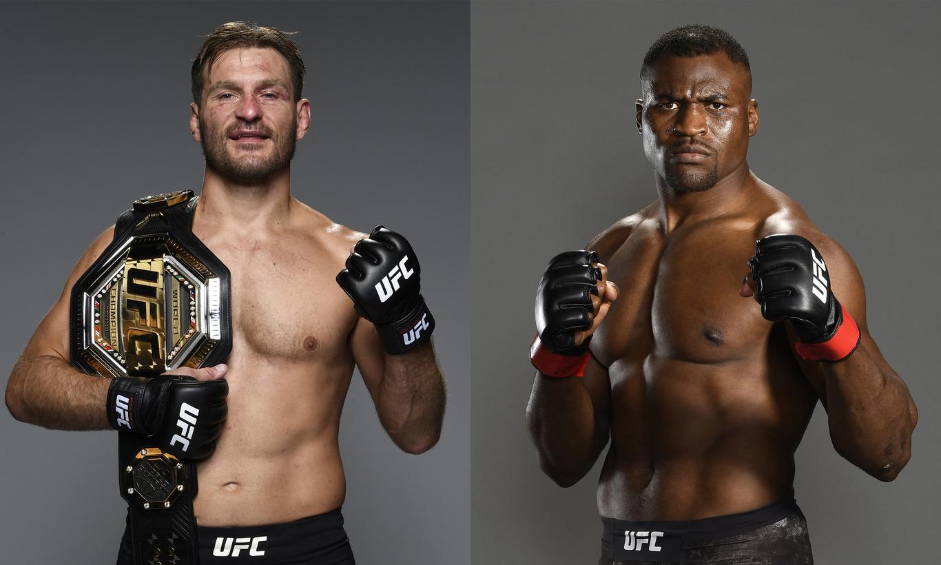 UFC-究極格闘技- UFC260 in ラスベガス