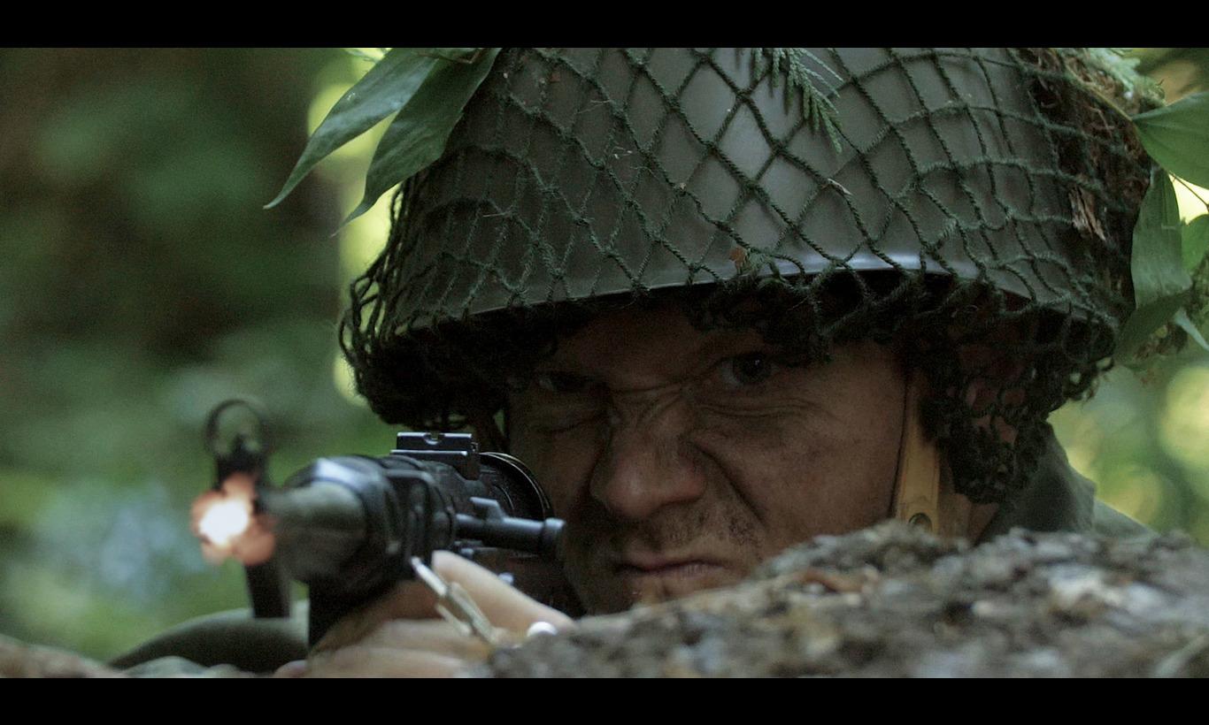 エネミーライン ドイツ軍大包囲網からの脱出