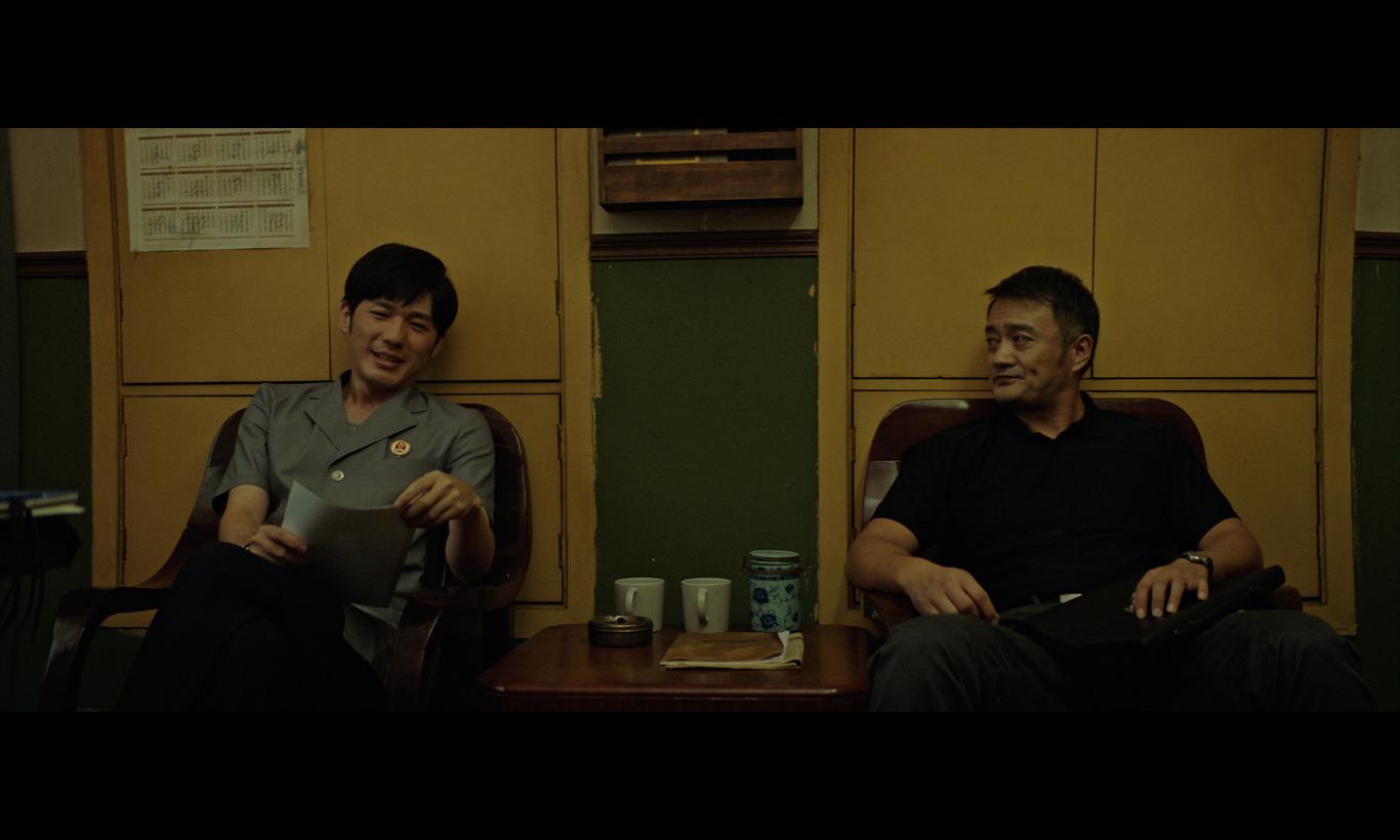 ロング・ナイト 沈黙的真相