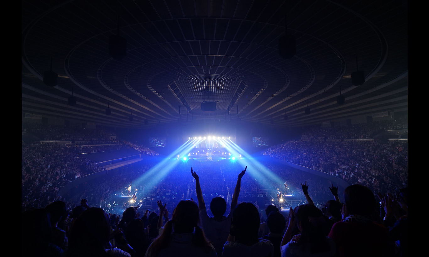 UVERworld TAKUYA∞生誕祭 2016 at 大阪城ホール