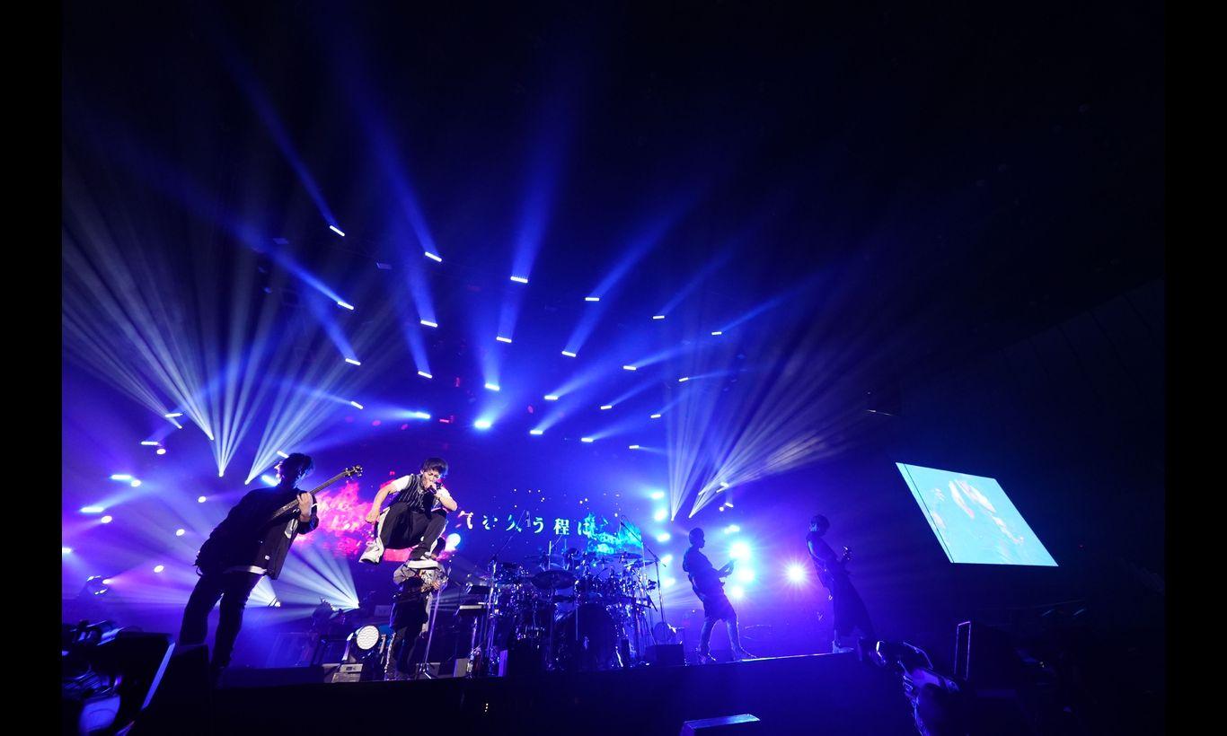 UVERworld TAKUYA∞生誕祭 2020 at 横浜アリーナ
