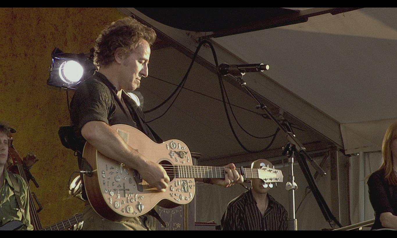 ブルース・スプリングスティーン ライブ・イン・ニューオリンズ 2006