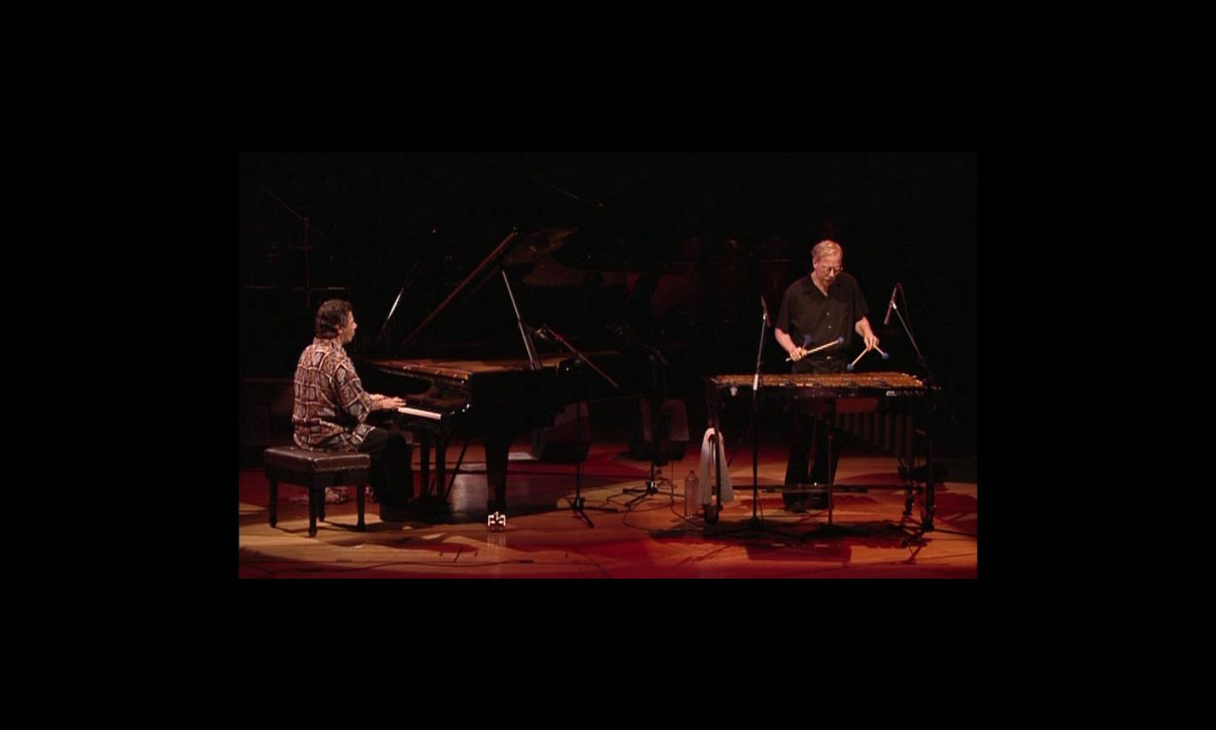 チック・コリア & ゲイリー・バートン ライブ・イン・ミュンヘン 1997