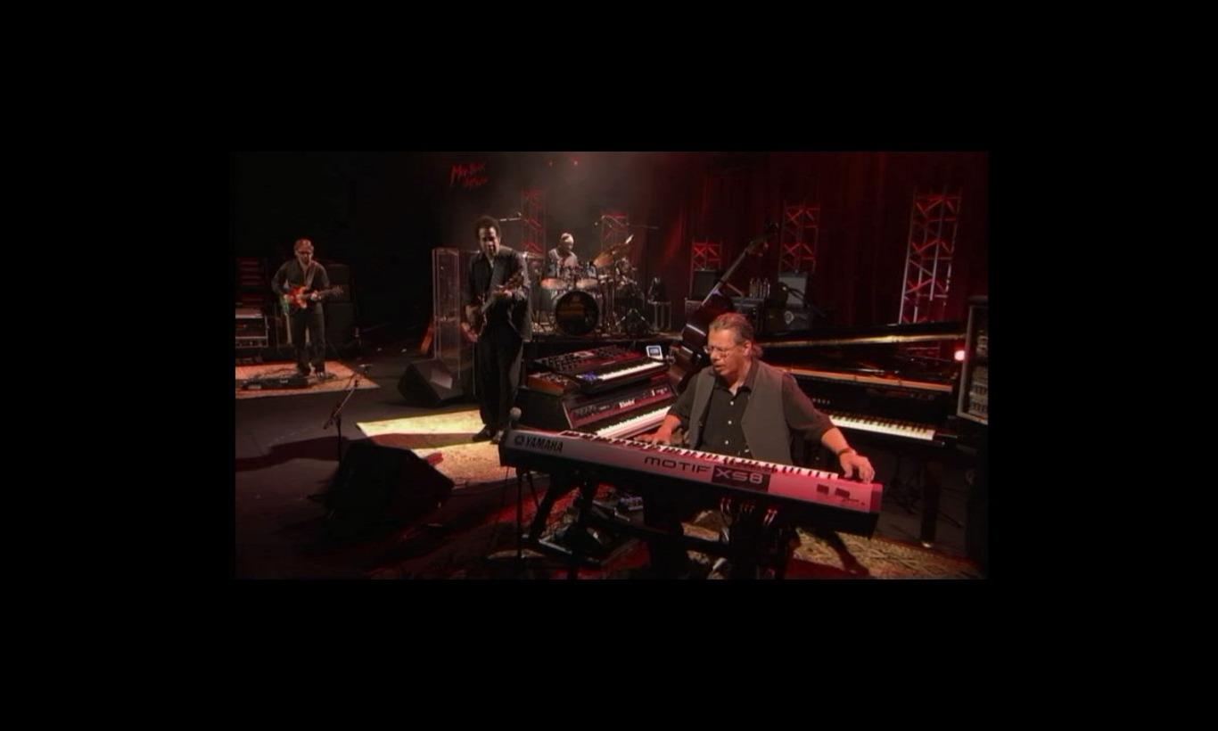 チック・コリア:リターン・トゥ・フォーエヴァー ライブ・アット・モントルー 2008